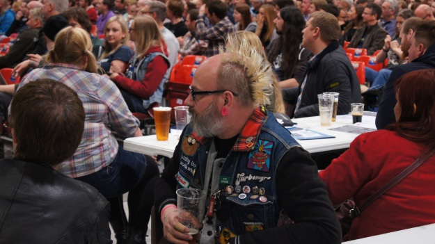 Hopefully not holding out for an actual AGM for punks
